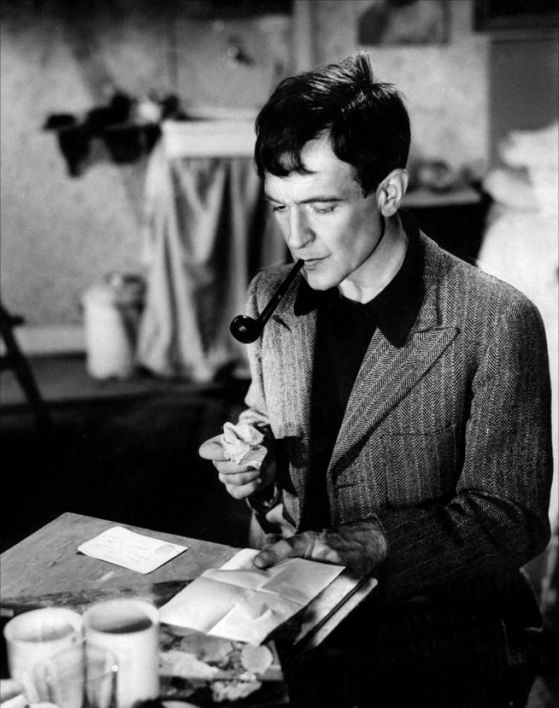 Pierre Fresnay in La Main du Diable directed by Maurice Tourneur, 1943