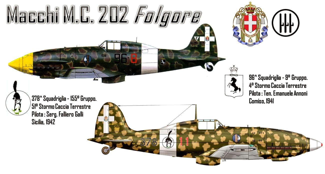 202 Folgore (1941-1942)