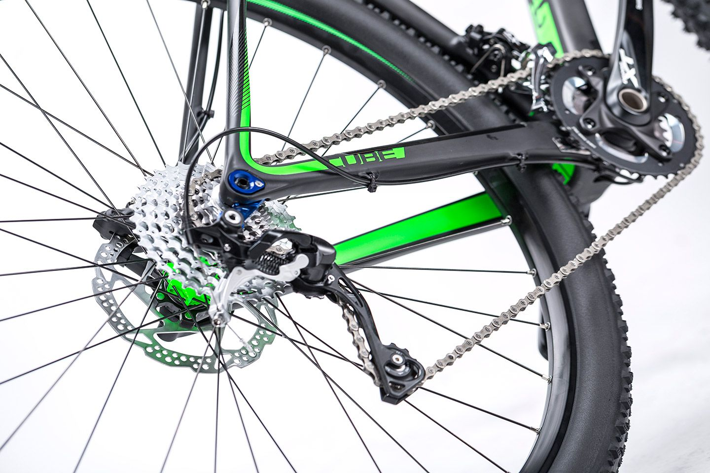 Cube Elite Super Hpc Race 29 Carbon N Green 2015