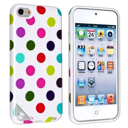 awesome I Touch Cases for Girls | eForCity TPU IMD Rubber ...