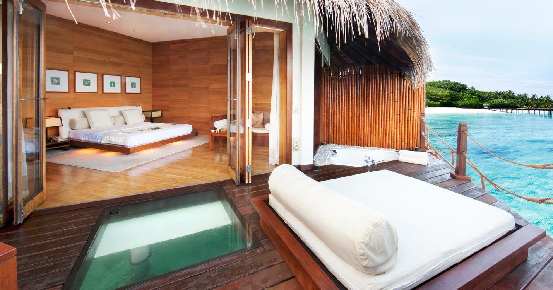 Maldives 5 Star Hotels Prestige Water