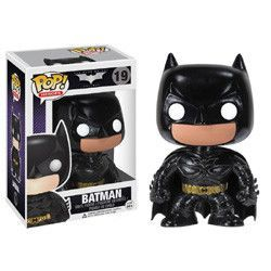 POP! HEROES 19: THE DARK KNIGHT TRILOGY - BATMAN