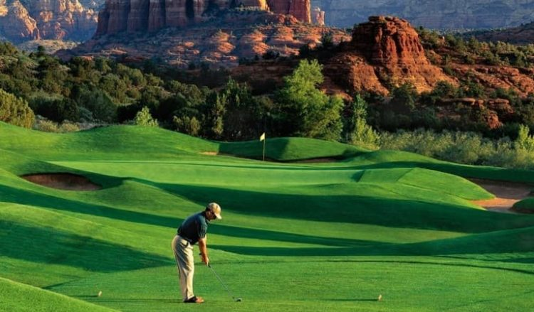 24++ Arizona top public golf courses info