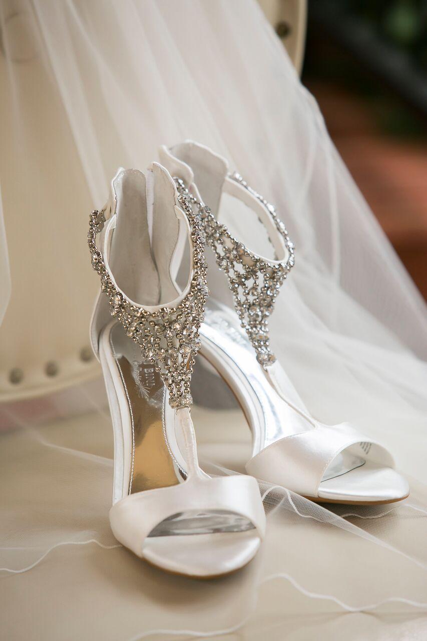 A Fairytale Wedding | Bridal shoes