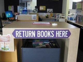School Library Decorating Ideas Decorating School Libraries With