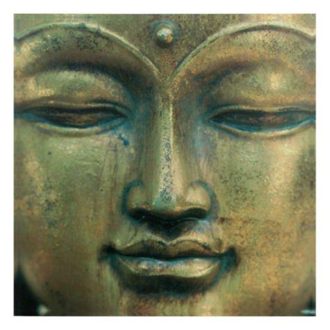 Golden Buddha from Z Gallerie