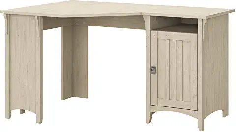 Amazon Com Desks For Home Office Small In 2020 Bush Furniture Desk Storage Antique White Furniture