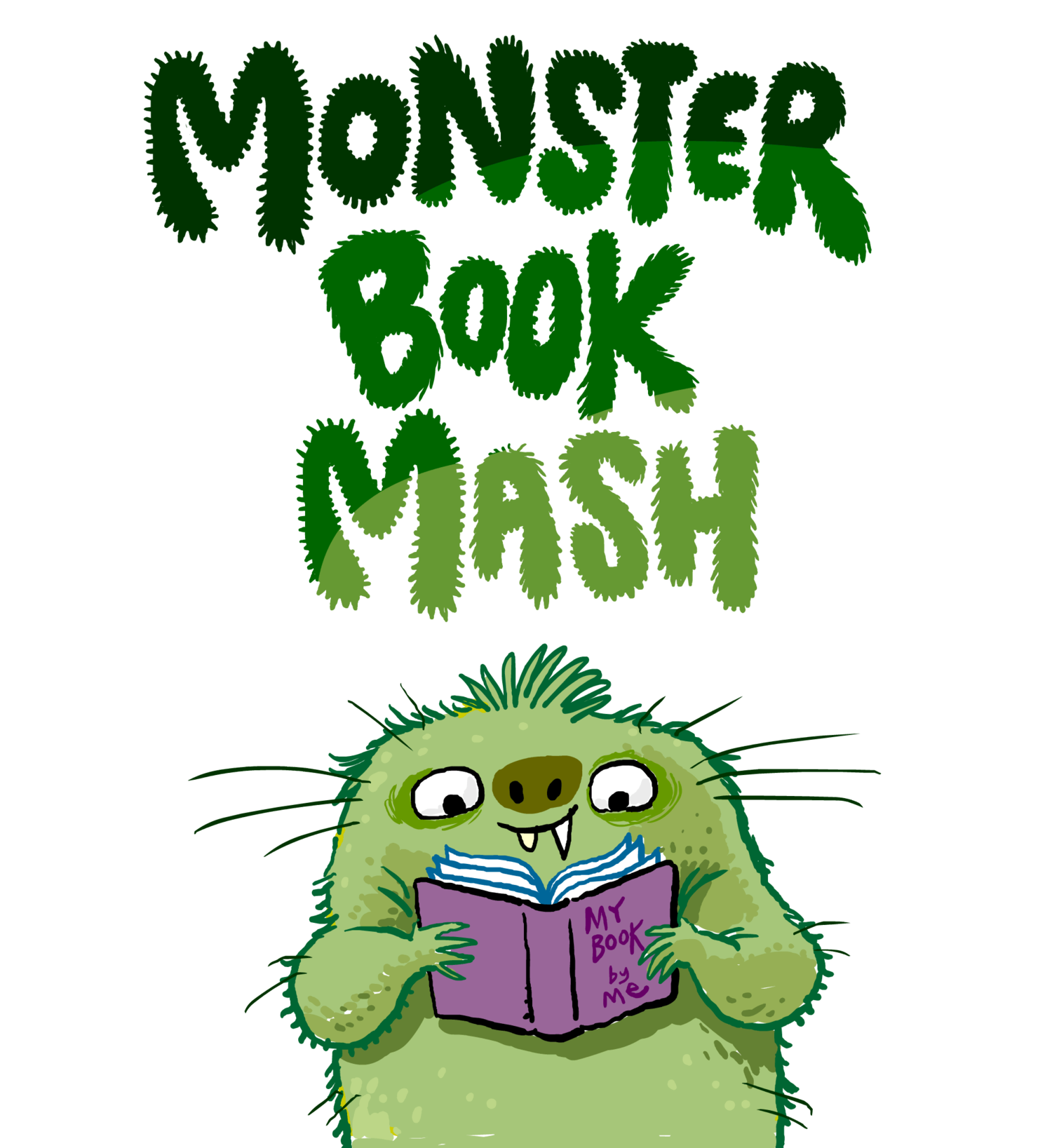 Program Monster Book Mash
