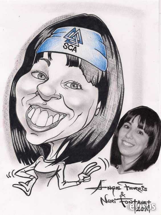 Caricaturista Profesional  Soy un caricaturista con más de 20 años de experiencia. Re ..  http://barcelona-city.evisos.es/caricaturista-profesional-1-id-635757