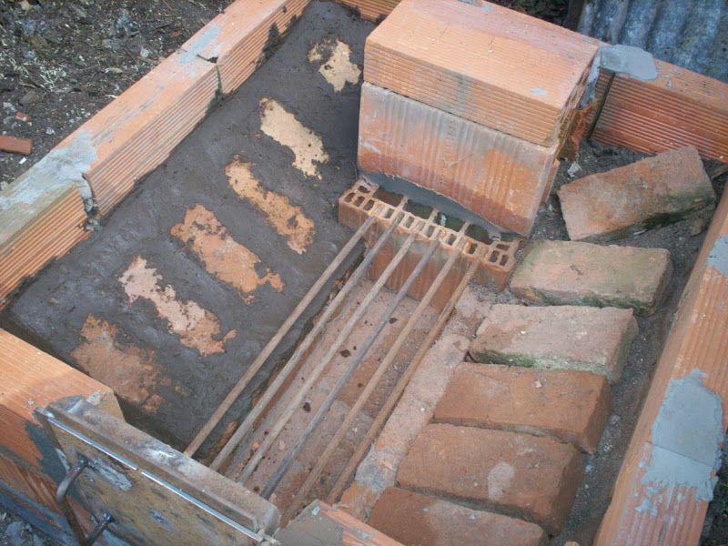 Resultado de imagen para horno barro cenicero quincho for Fogones rusticos en ladrillo