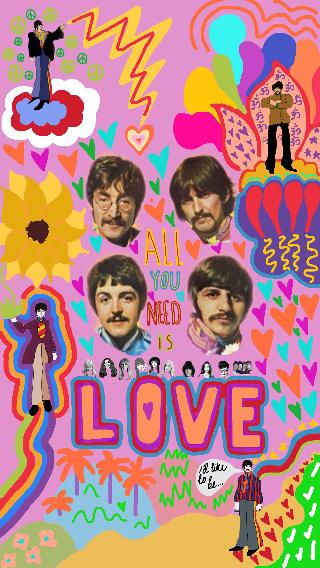 Pin on ♡the beatles♡ (mostly paul McCartney tho)