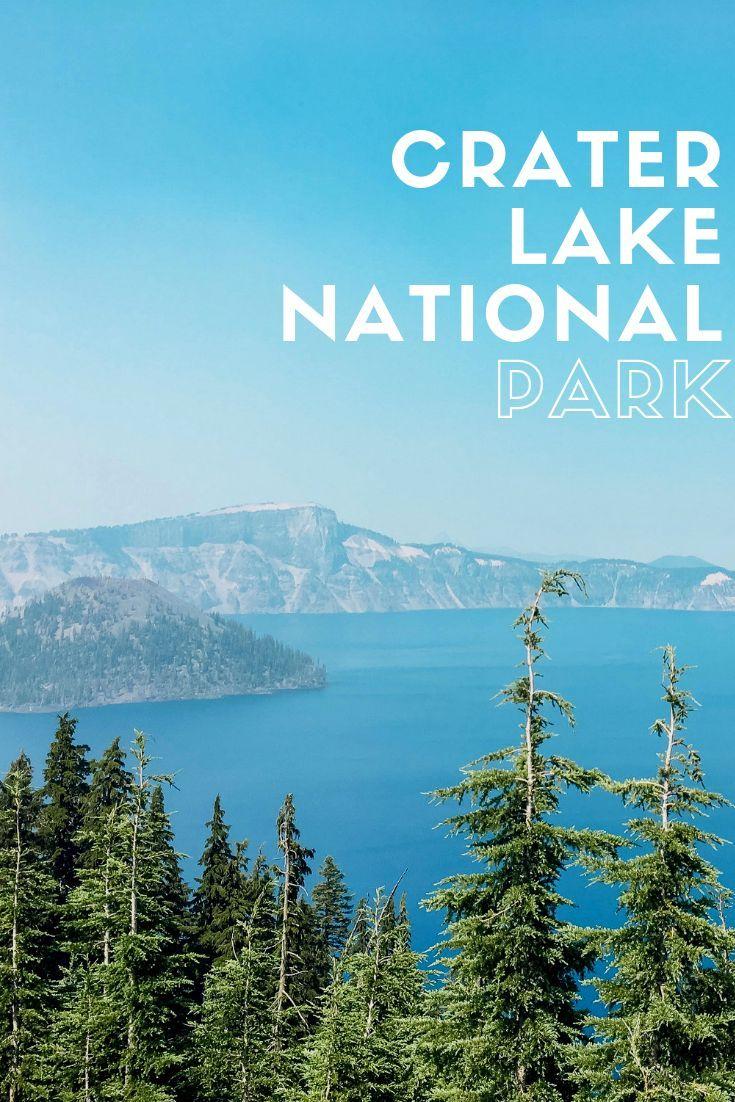 12-Day Pacific Northwest Itinerary - #craterlakenationalpark
