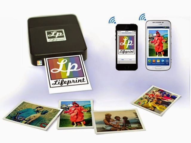 Best and Useful Pocket Photo Printers (15) 2 Iphone