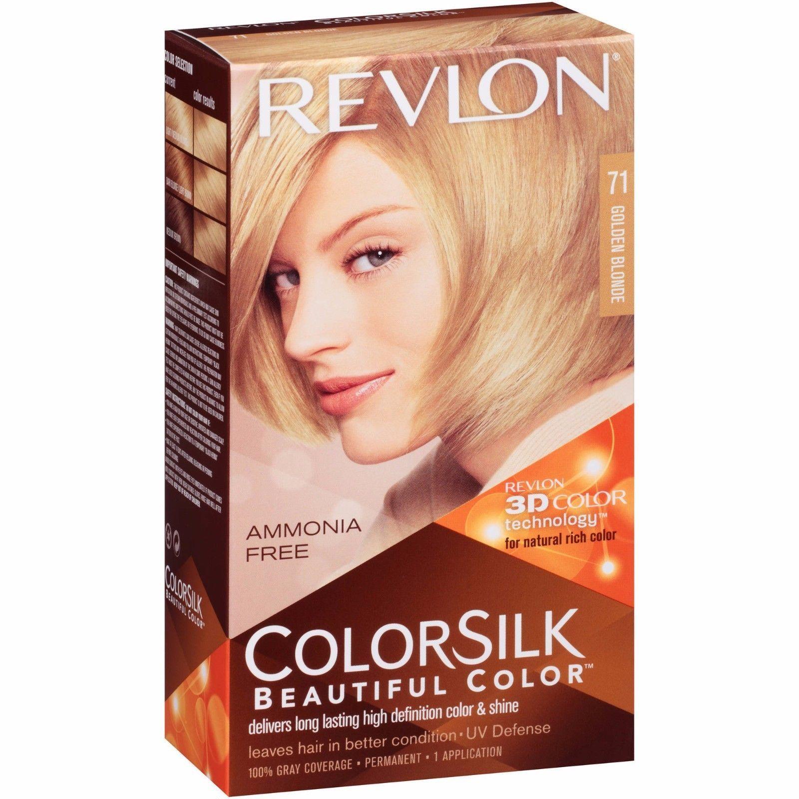 Revlon Colorsilk Beautiful Color 74 Natural