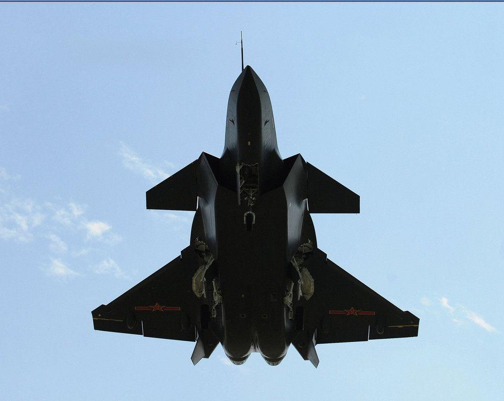 J-20 or Fire Fang
