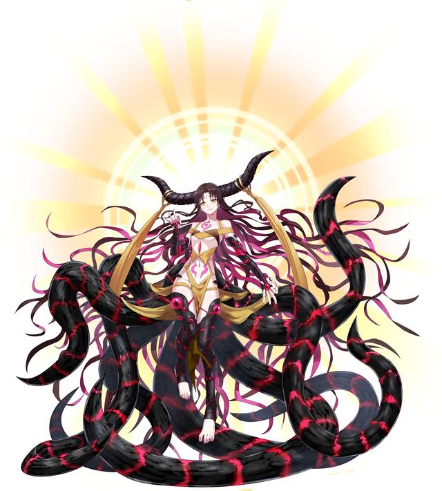 fate beast_Beast III/R Lily : FGOfanart | Fate, Monster girl encyclopedia, Fate stay night