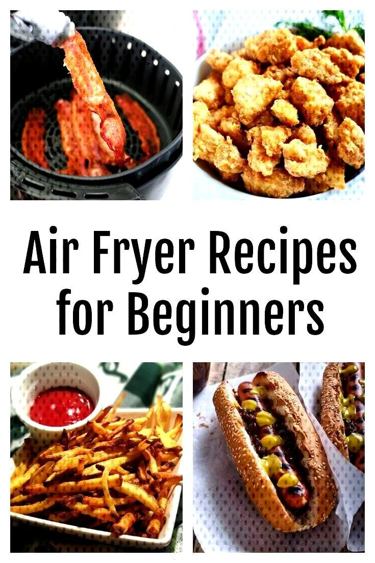 Not sure what an electric air fryer is or what you can cook in it? Get the best air fryer recipes f