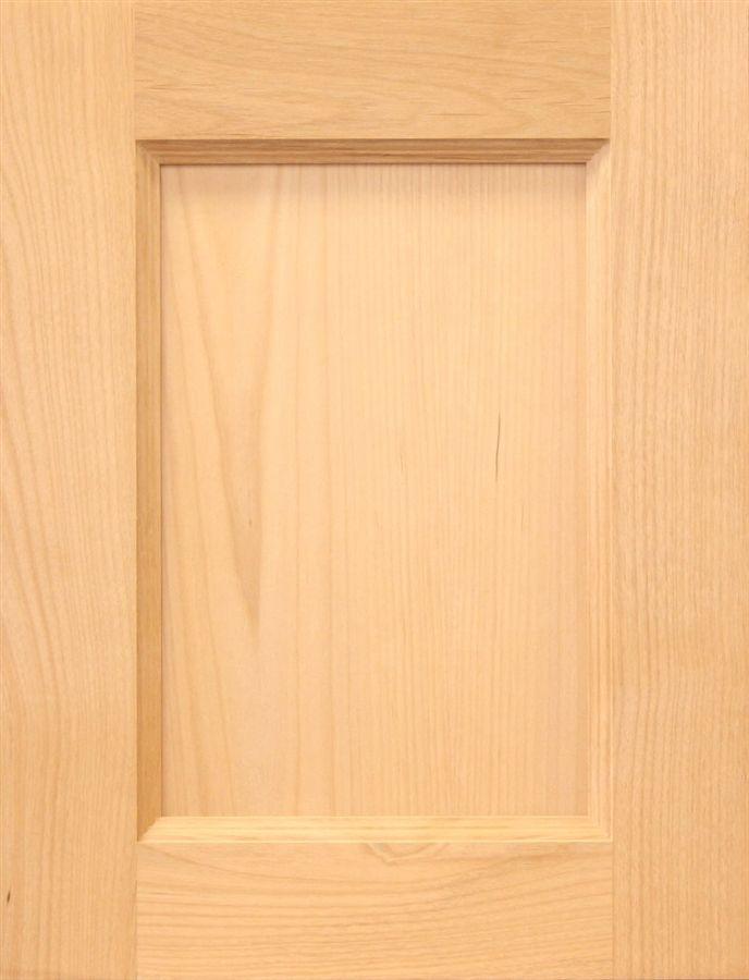 SAN ANTONIO Unfinished Cabinet Doors (inset panel ...