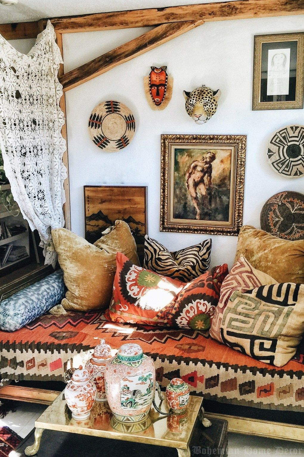 Bohemian Home Decor – It Never Ends, Unless…