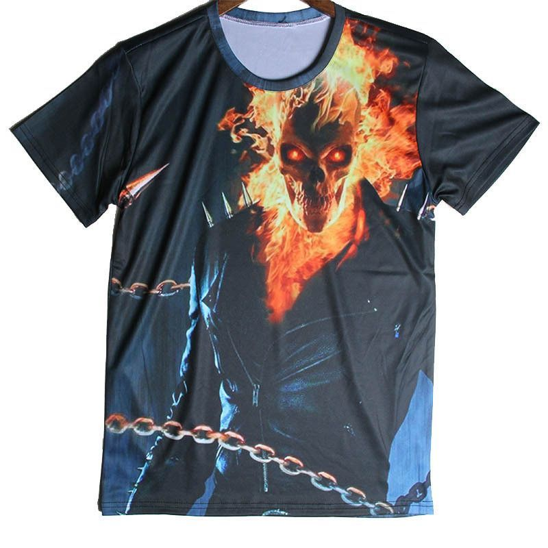 Fifth Sun Splattered Paint Black Charcoal Grey Men Adult Tshirt Tee Shirt