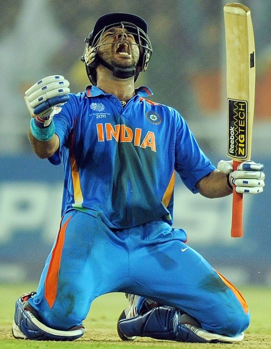 Some Lesser Known Facts From The Life Of Yuvraj Singh Thynkfeed Yuvraj Singh India Cricket Team Cricket In India