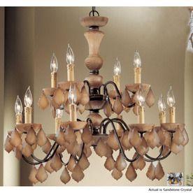 Classic Lighting�12-Light Dylan English Bronze Chandelier