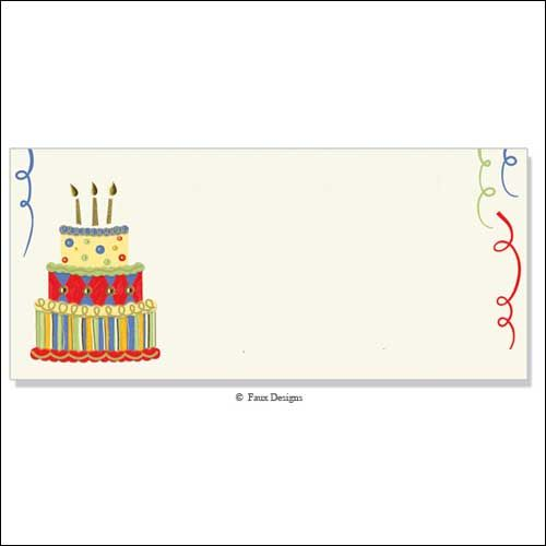 blank birthday party invitations