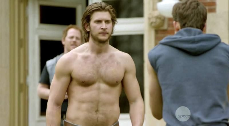 Greyston Holt  Oh Boyfriend  Shirtless Men, Men Kissing, Hot Guys-4344