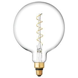 Ge Vintage 40 Watt Eq Warm White Dimmable Globe Light Bulb