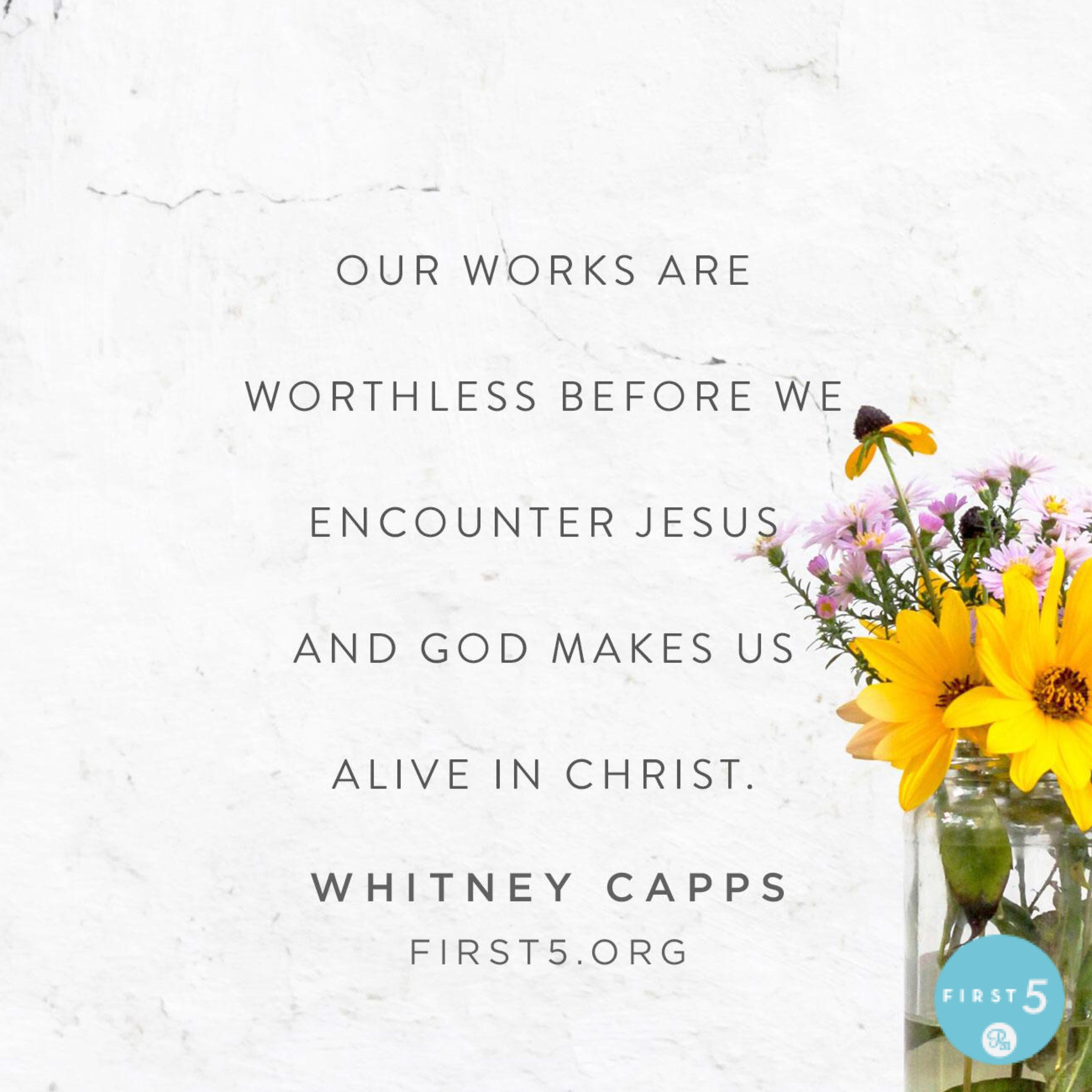 First5 @First5App Prayer: Heavenly Father, I willingly give
