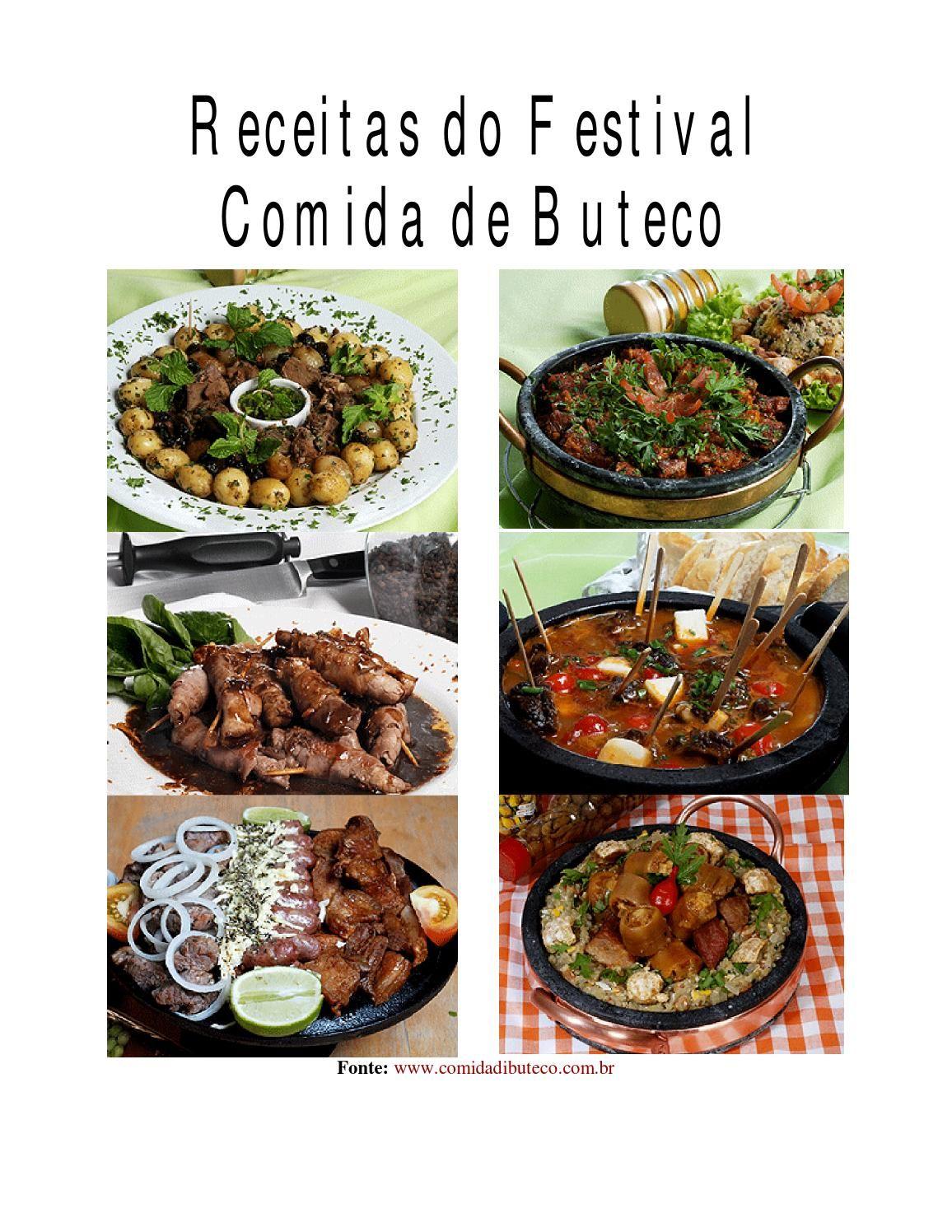 Comida de Buteco