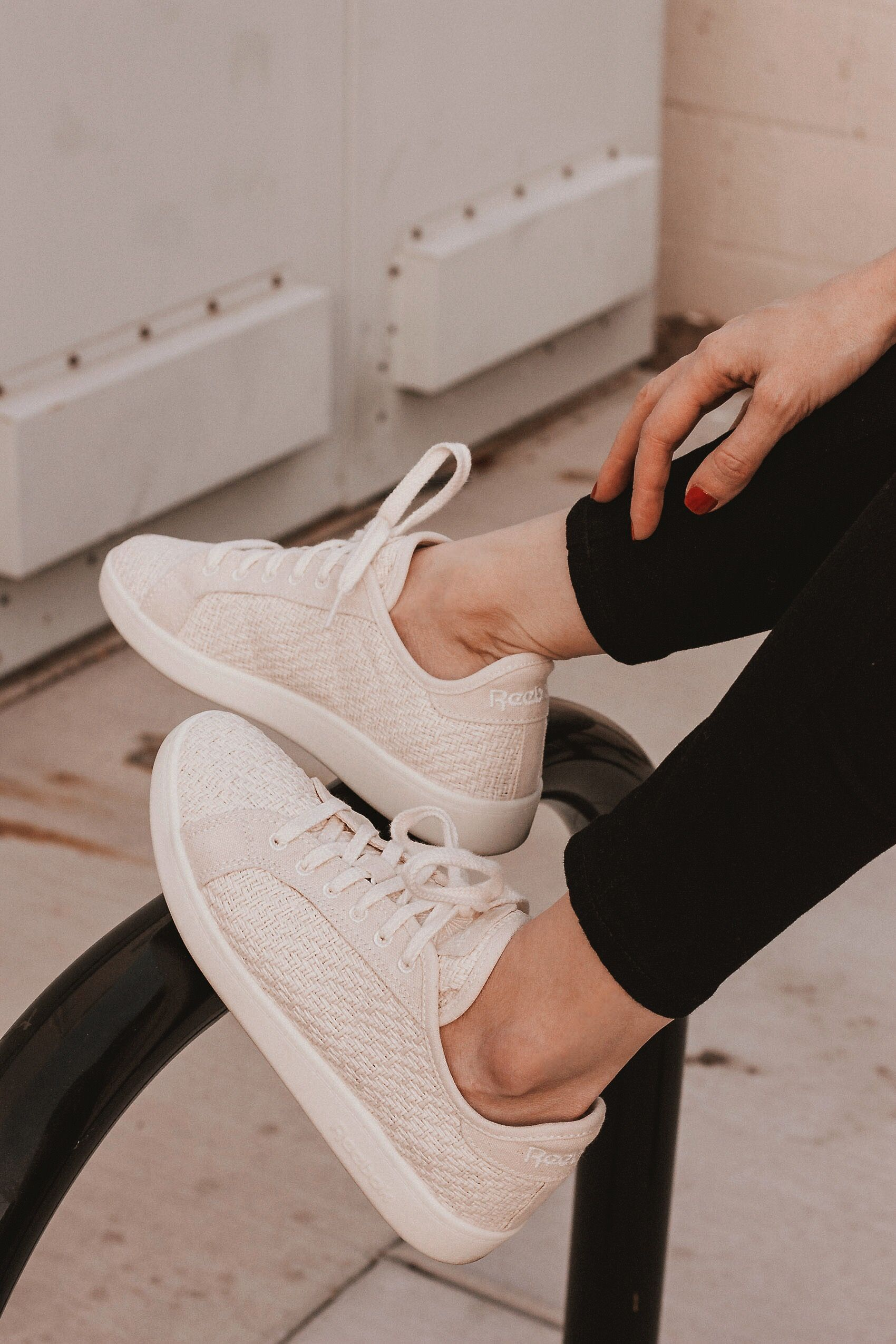 b5a9a899486  ad Sustainable and Eco Friendly Sneakers from Reebok made out of cotton  and corn!  CottonAndCorn  IC