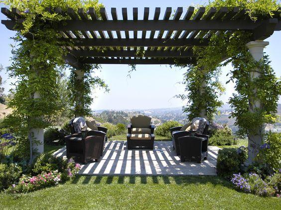 Tipos de pérgolas para terraza o jardín Proyectos que debo
