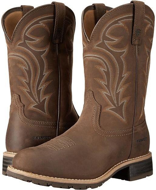 b9fcc961fee Ariat Hybrid Rancher H2O Cowboy Boots   Mens western boots   Shoe ...