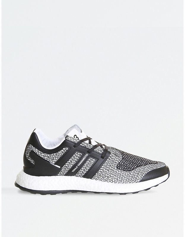 adidas mesh trainers
