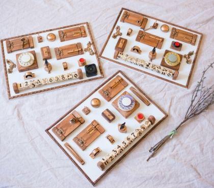 activity board selber machen - spielspaß für kleine kinder | kinder aktivitäten, kinder und