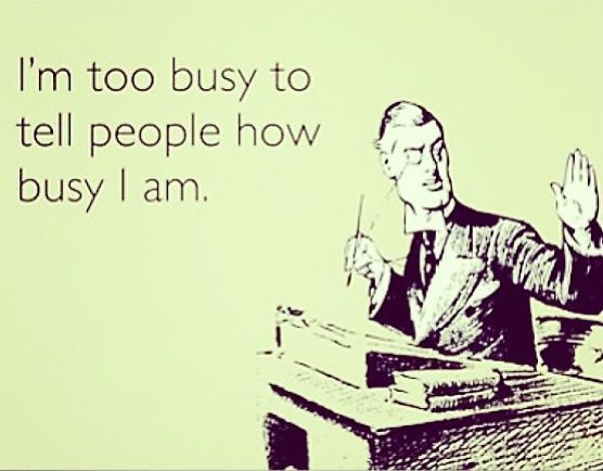 busy life quotes