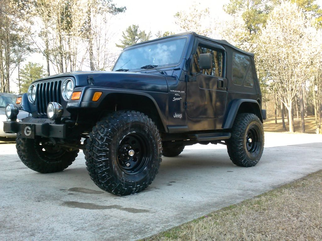 Coolest tj on 33 s or smaller page 60 jeepforum com htmljeep