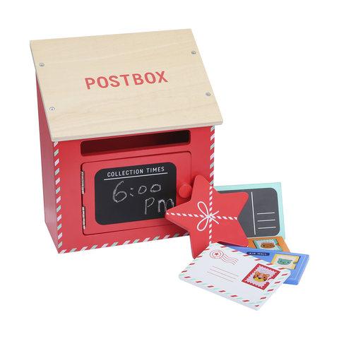 Wooden Post Box Kmartnz Odun