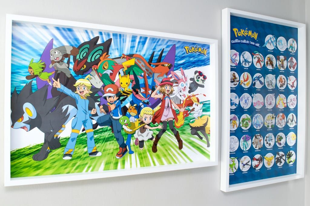 How to Frame a Poster for Less than $10
