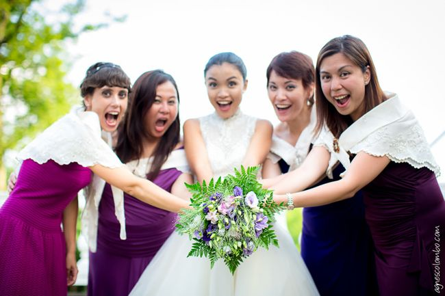 Mariage franco-philippin au Domaine de fragan : {Noelle & Guillaume}   My Cultural Wedding Chic