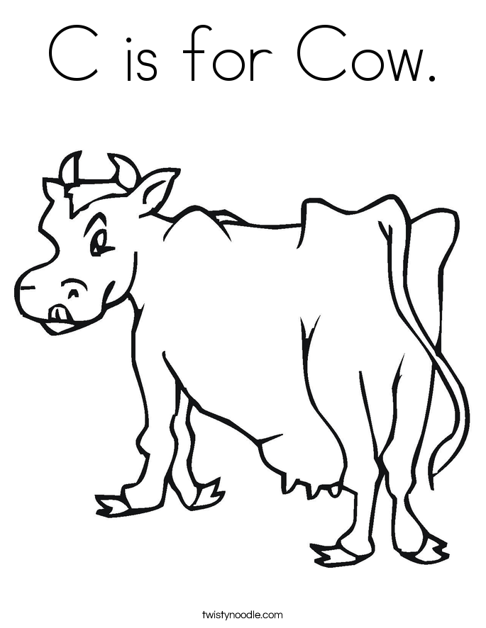 Image result for coloring book cows | Barnyard Round up VBS | Pinterest