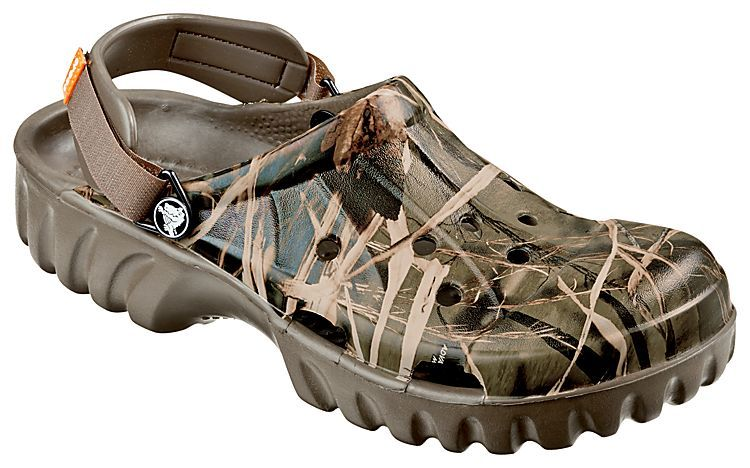 975b0d3ce020bd Crocs™ Off Road Camo Outdoor Clogs for Men