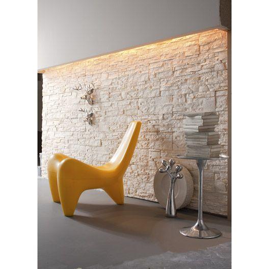 plaquette de parement tenerife en pl tre beige chemin e pinterest. Black Bedroom Furniture Sets. Home Design Ideas