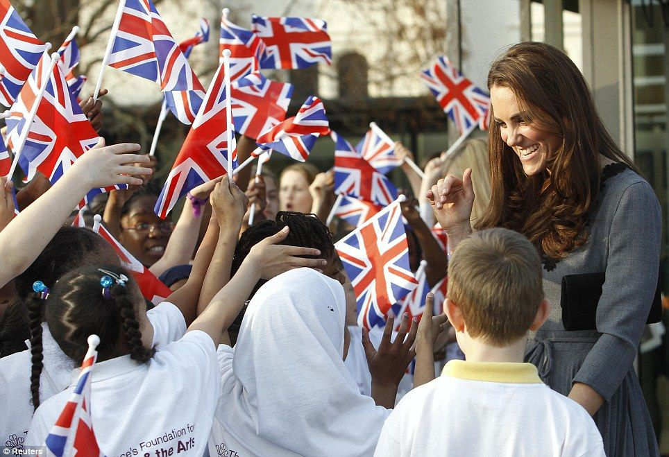 Kate visited one of the country's oldest public art galleries in south London to see the creative works of a youth charity