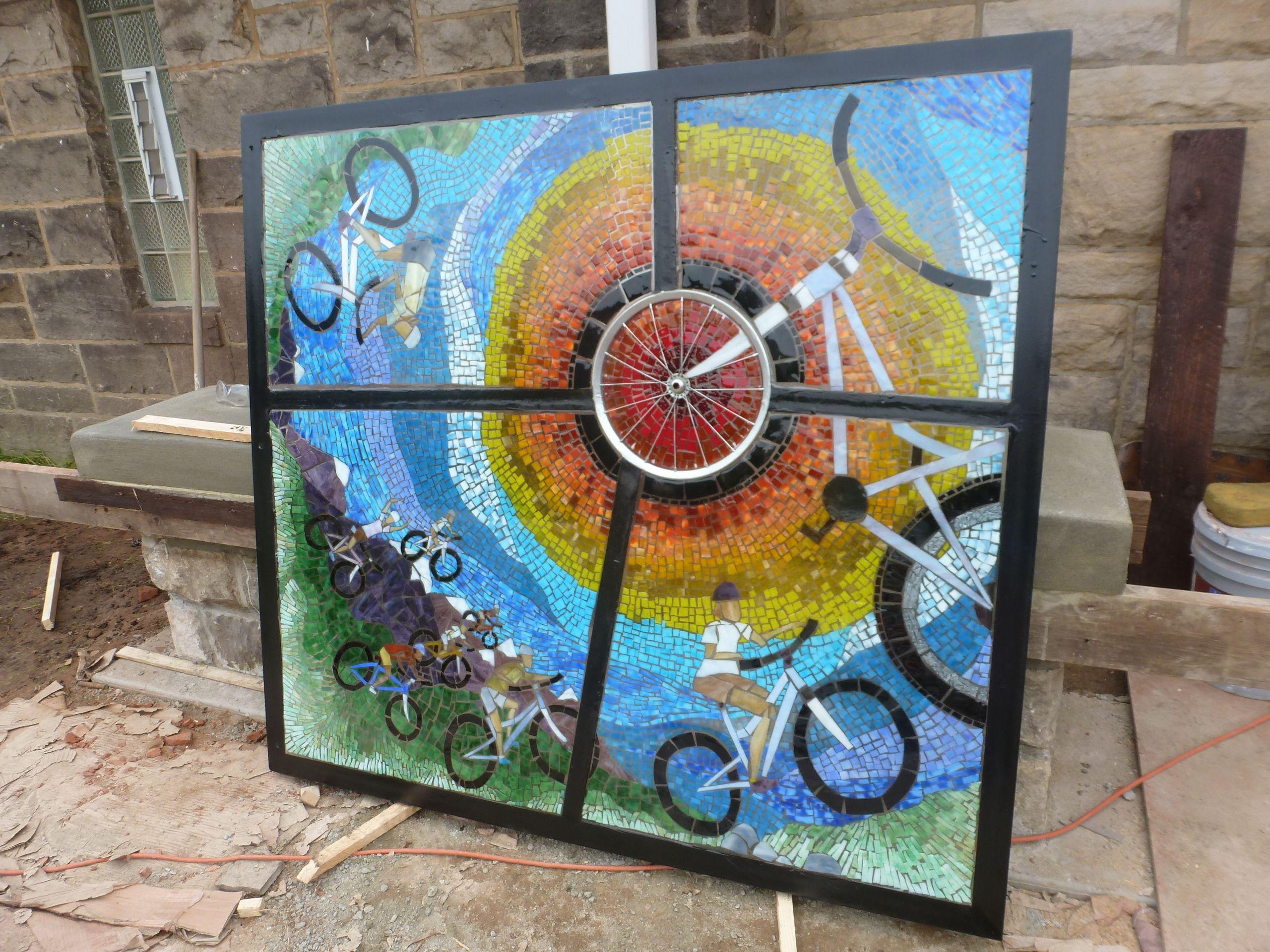 Beautiful Mosaic Art With