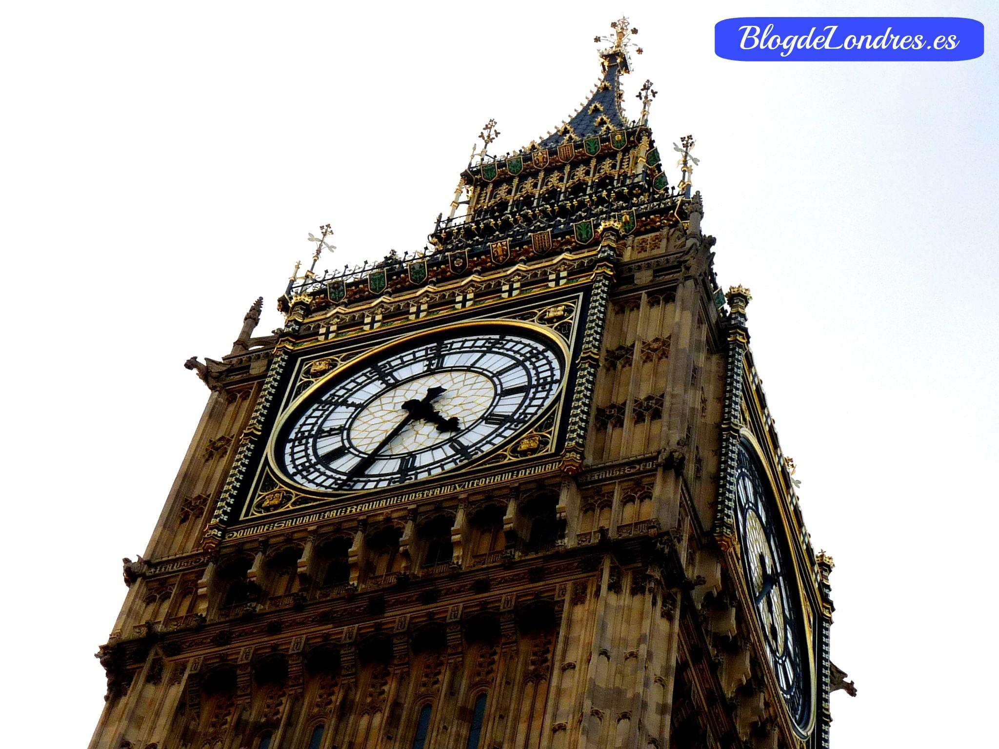 Big Ben: uno de los símbolos de #Londres