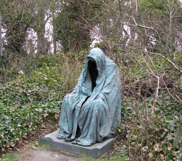 Popolare Amazing Cemetery Statues (16 Pics) | photos | Pinterest FO17