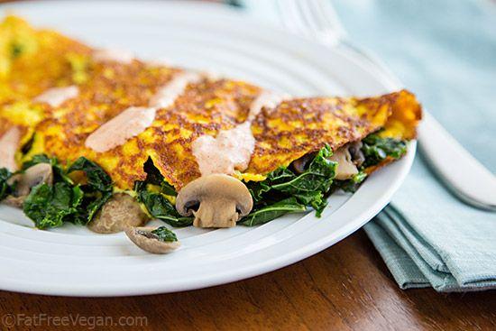 Tofu Omelet