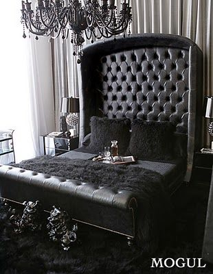 Perfect Faye Resnick Design  Love The Headboard And Chandelier I Like It But A  Little Too Masculine
